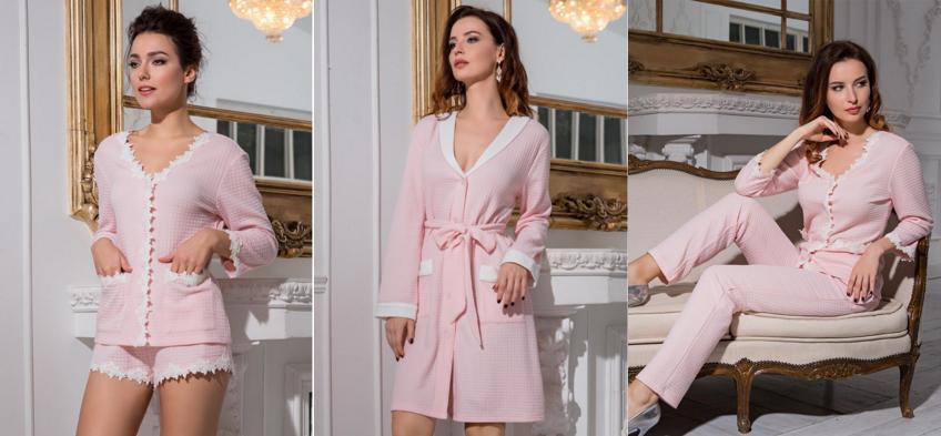 пижамы сорочки, халаты Vivien Mia Mia купить в интернет магазине