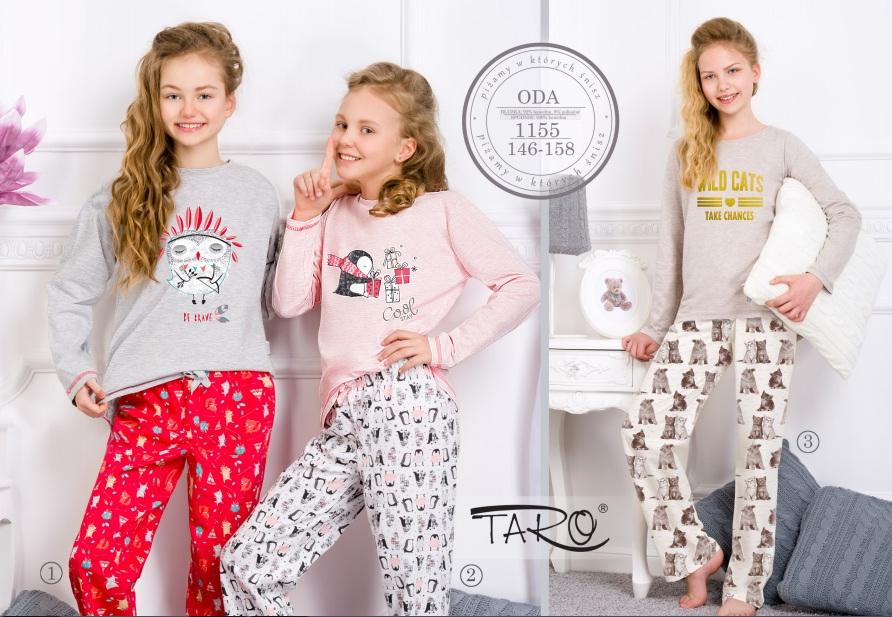 пижама для девочки TARO