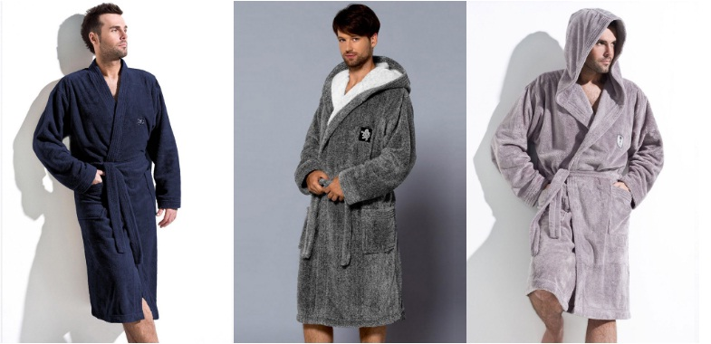 Мужские халаты L&L купить