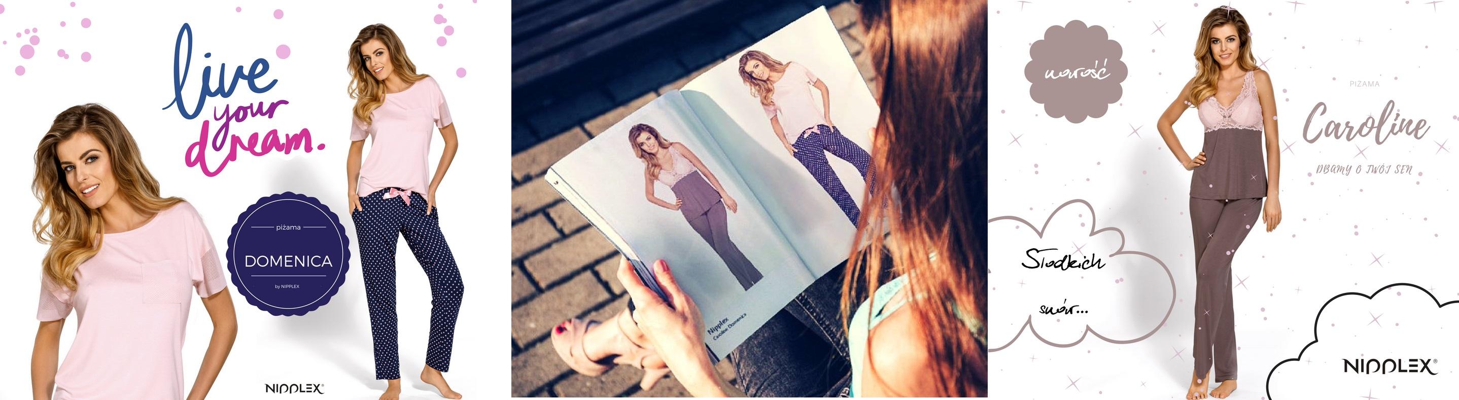 Женские пижамы Nipplex купить