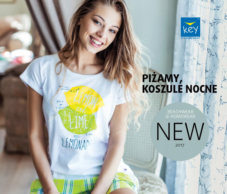 Пижамы женские купить KEY Польша