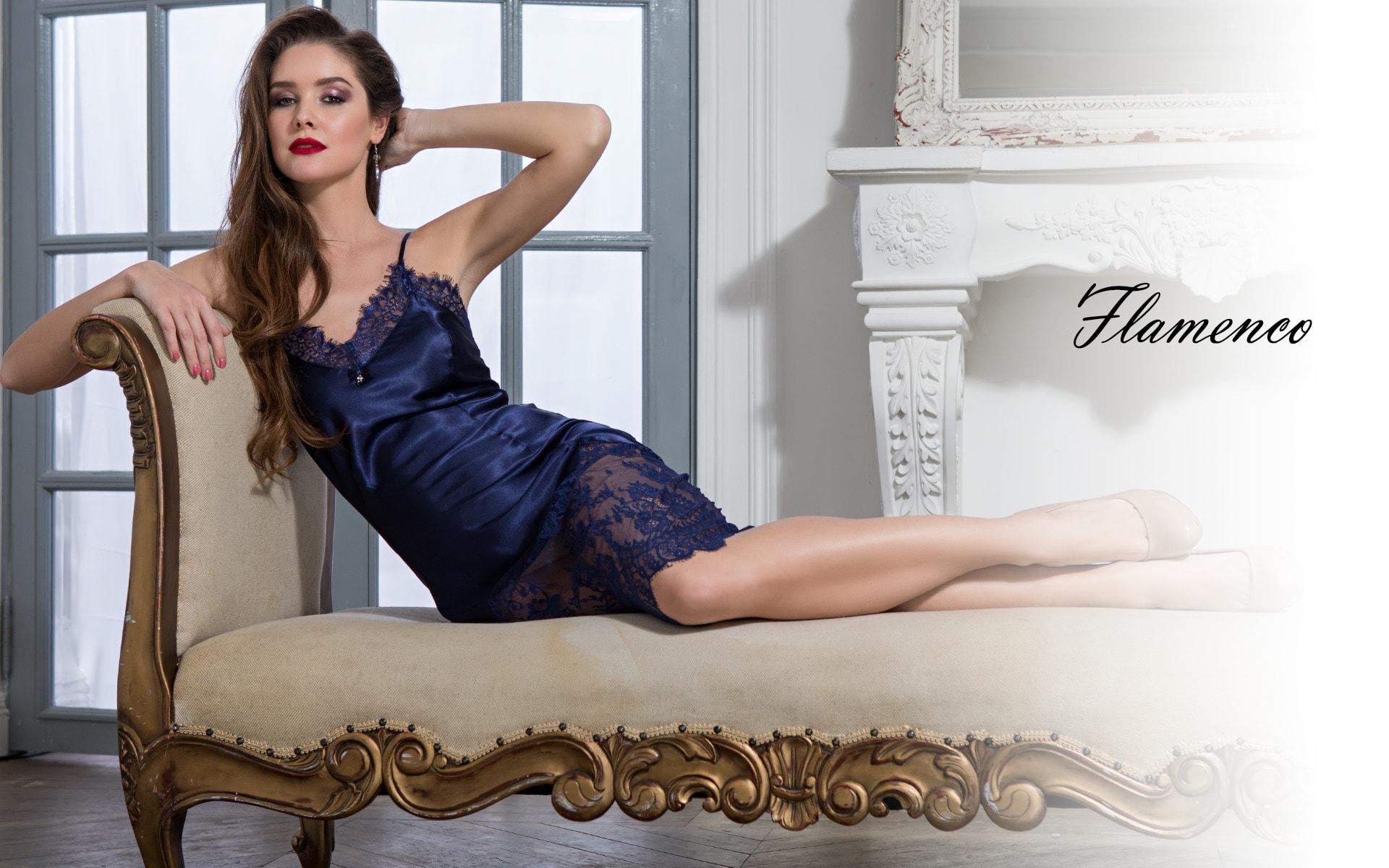 Коллекция Flamenco Mia-Mia шелк Италия купить Киев