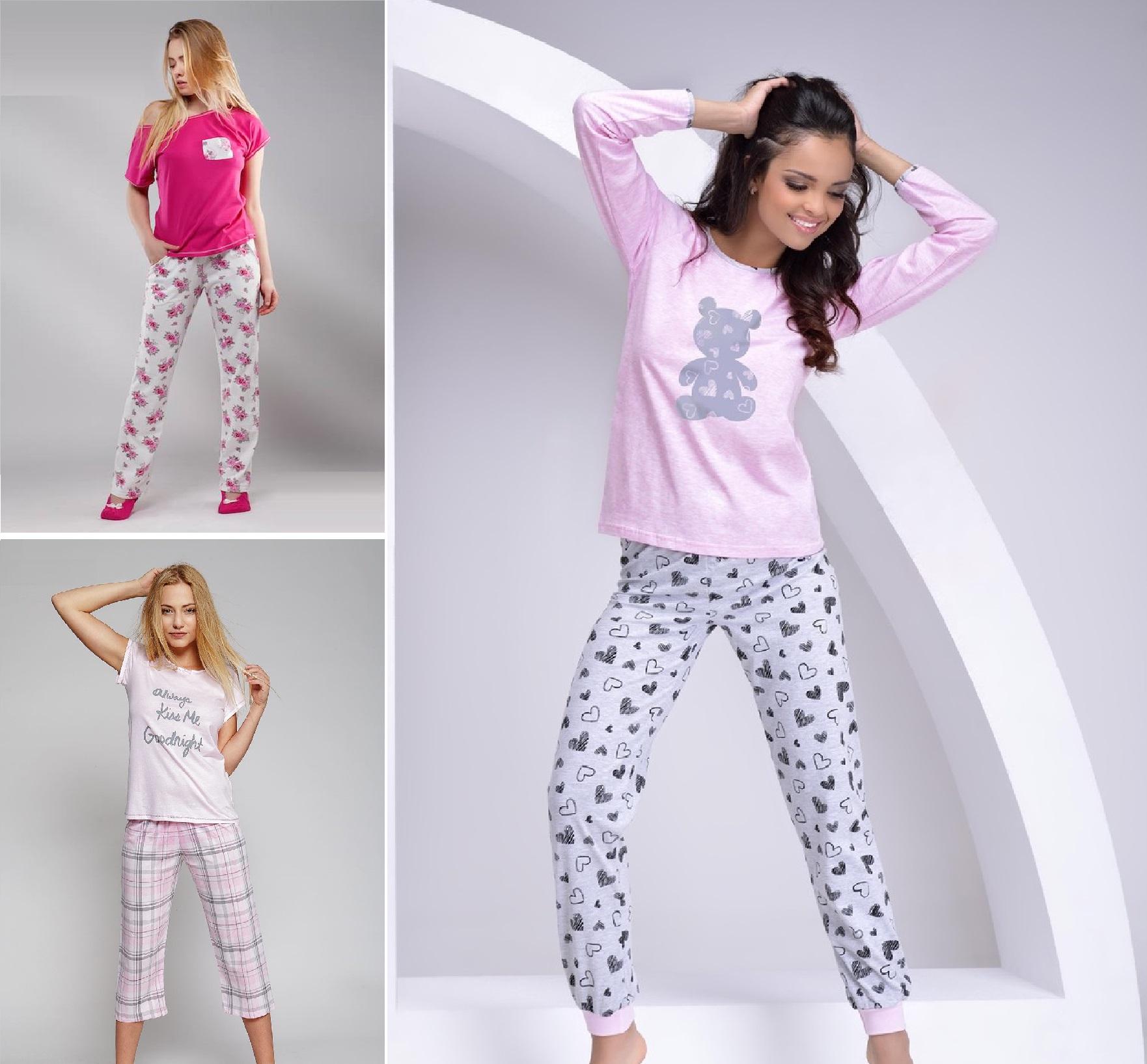 Женские пижамы хлопок TARO SENSIS Польша - купить интернет-магазин Киев