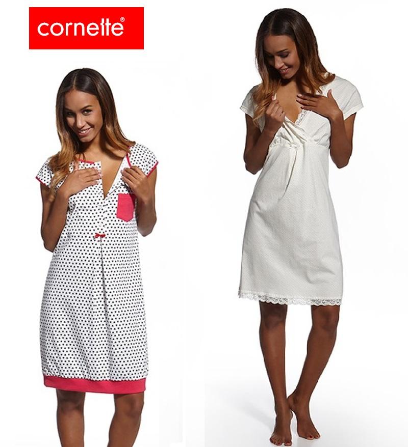Одежда для дома и сна ночные сорочки пижамы комплекты халаты одежда для беременных и кормящих мам Cornette купить интернет-магазин Киев