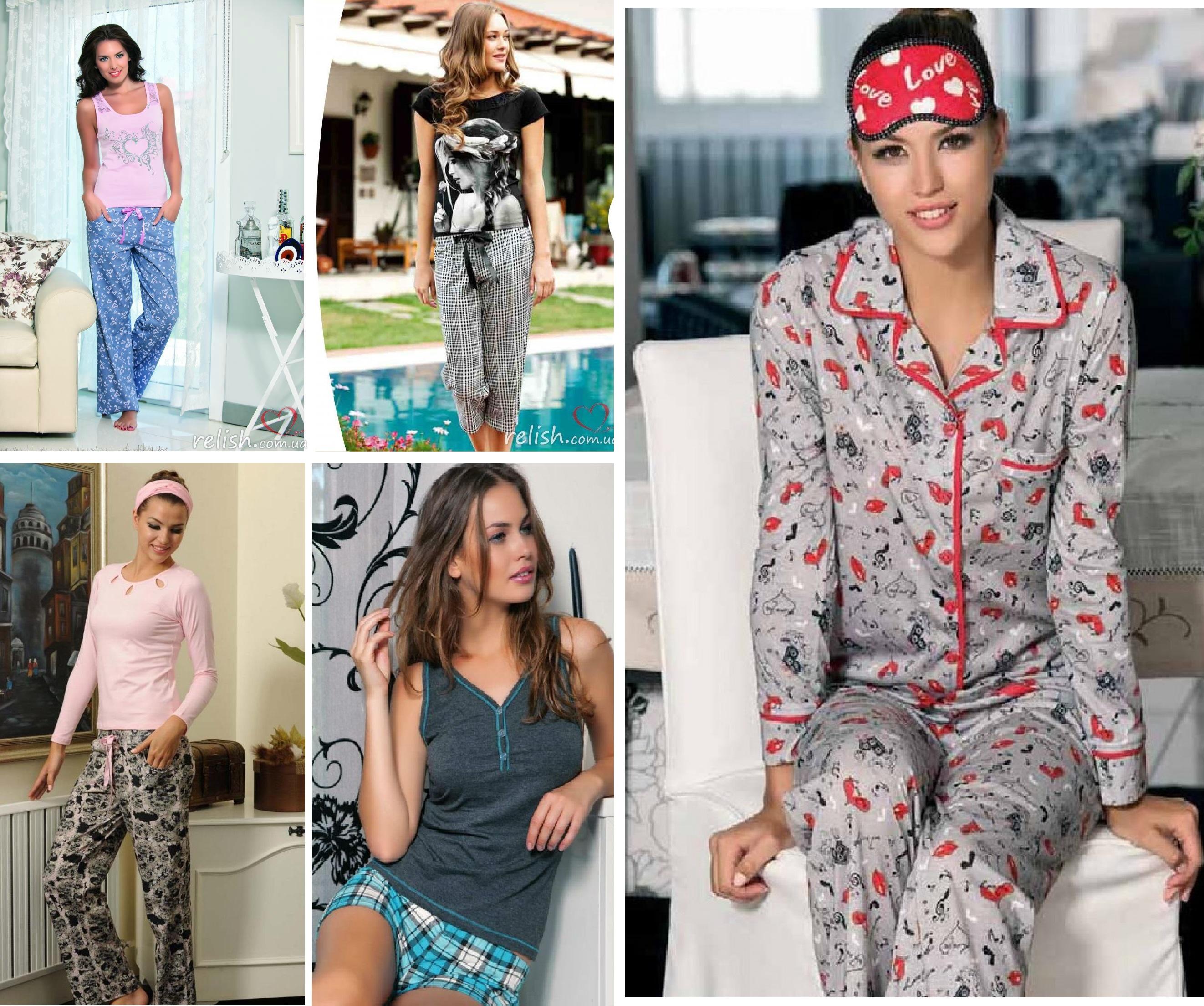 одежда для дома, женские пижамы Maranda (Турция) купить в интернет-магазине Киев