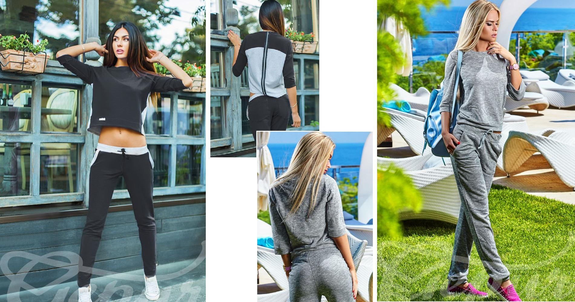 Женские костюмы, спортивные костюмы, одежда для дома Gepur купить в интернет-магазине Киев