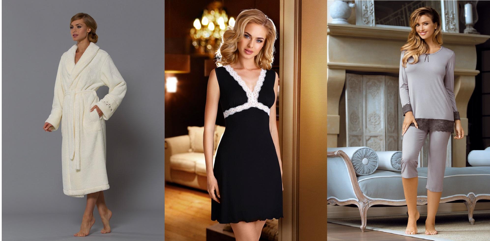 Женские сорочки халаты пижамы ТМ L&L Babella Eldar купить интернет-магазин Киев