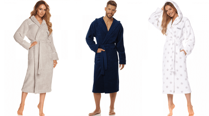 Мягкость и комфорт в новой коллекции халатов от L&L осень-зима 2021