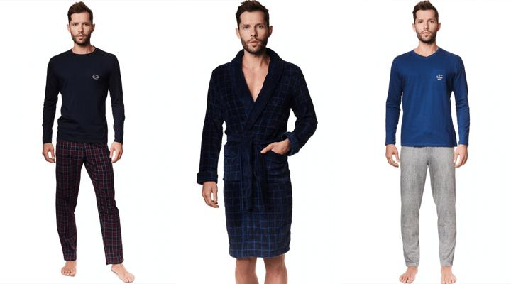 Henderson пижамы и халаты