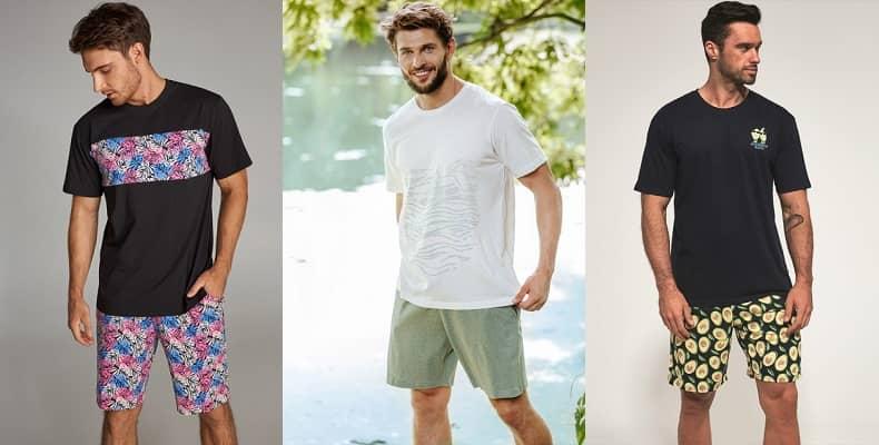 Мужские пижамы: какой фасон выбрать