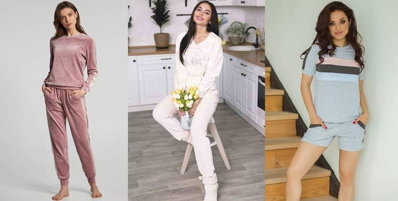 женская одежда для дома