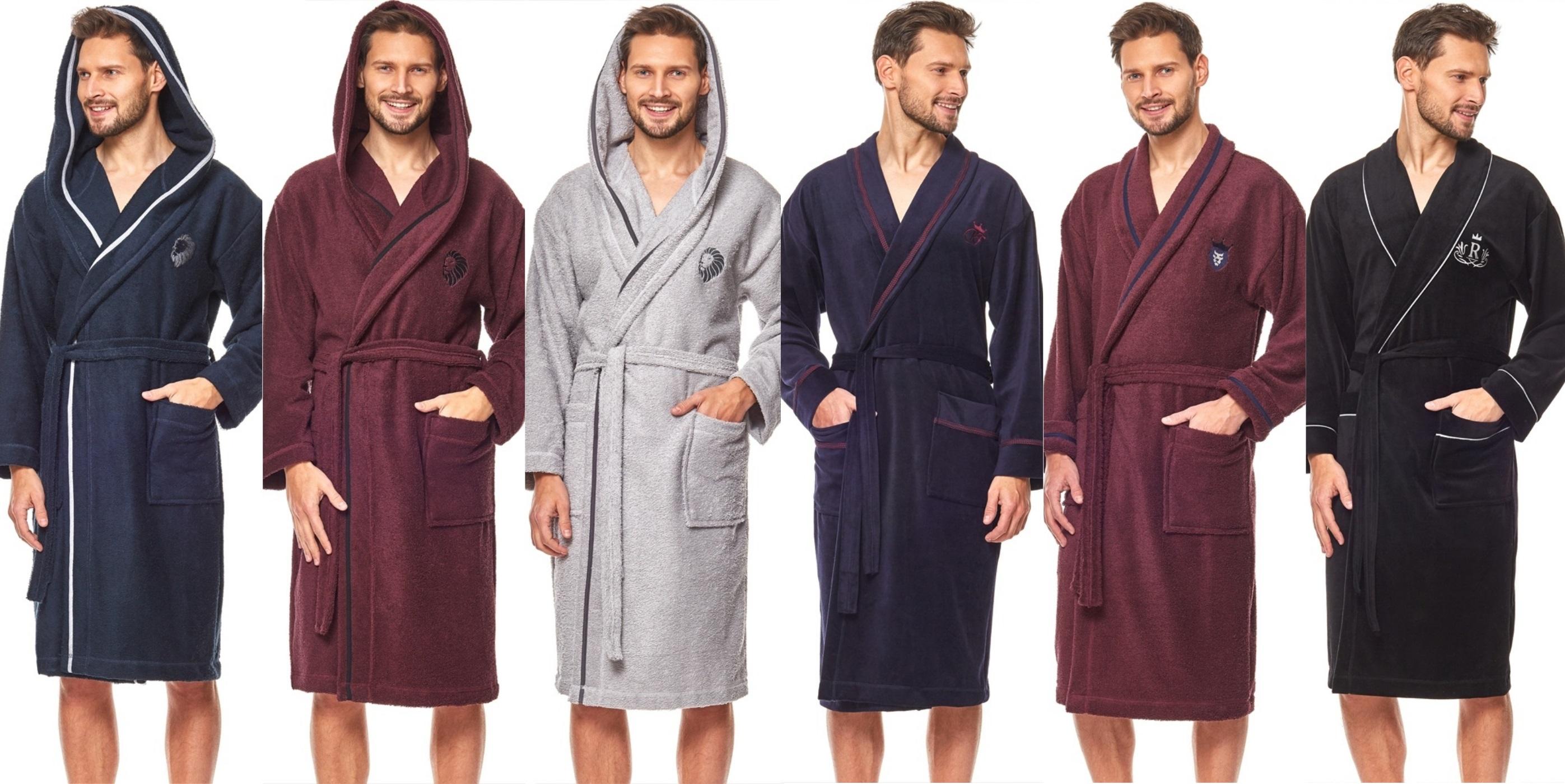 Халаты мужские L&L купить