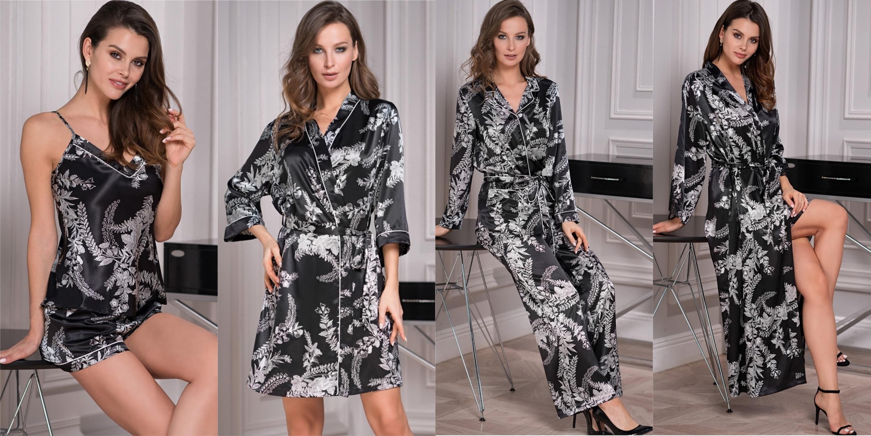 Пижамы, халаты женские Mia-Mia купить