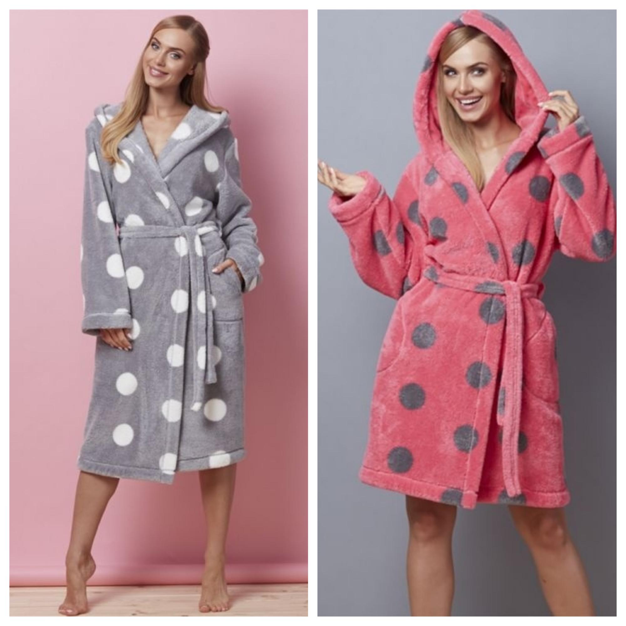 Женские халаты плюш L&L купить