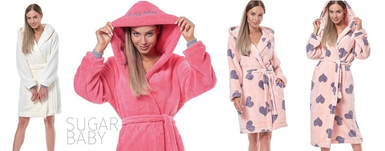 Халаты женские L&L для дома