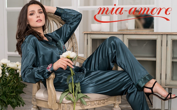Mia-Mia на выставки Kyiv Fashion