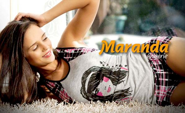 домашняя одежда пижамы Maranda