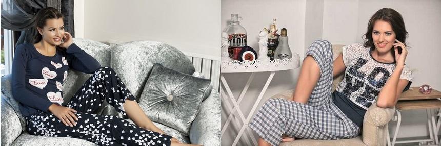 Домашняя одежда и женские пижамы MARANDA купить в интернет-магазине Киев