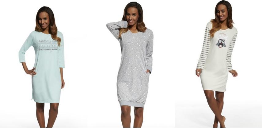 Женские ночные сорочки Cornette купить в интернет магазине