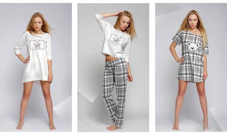 Ночные сорочки и женские пижамы Sensis купить в интернет магазине Киев relish.com.ua