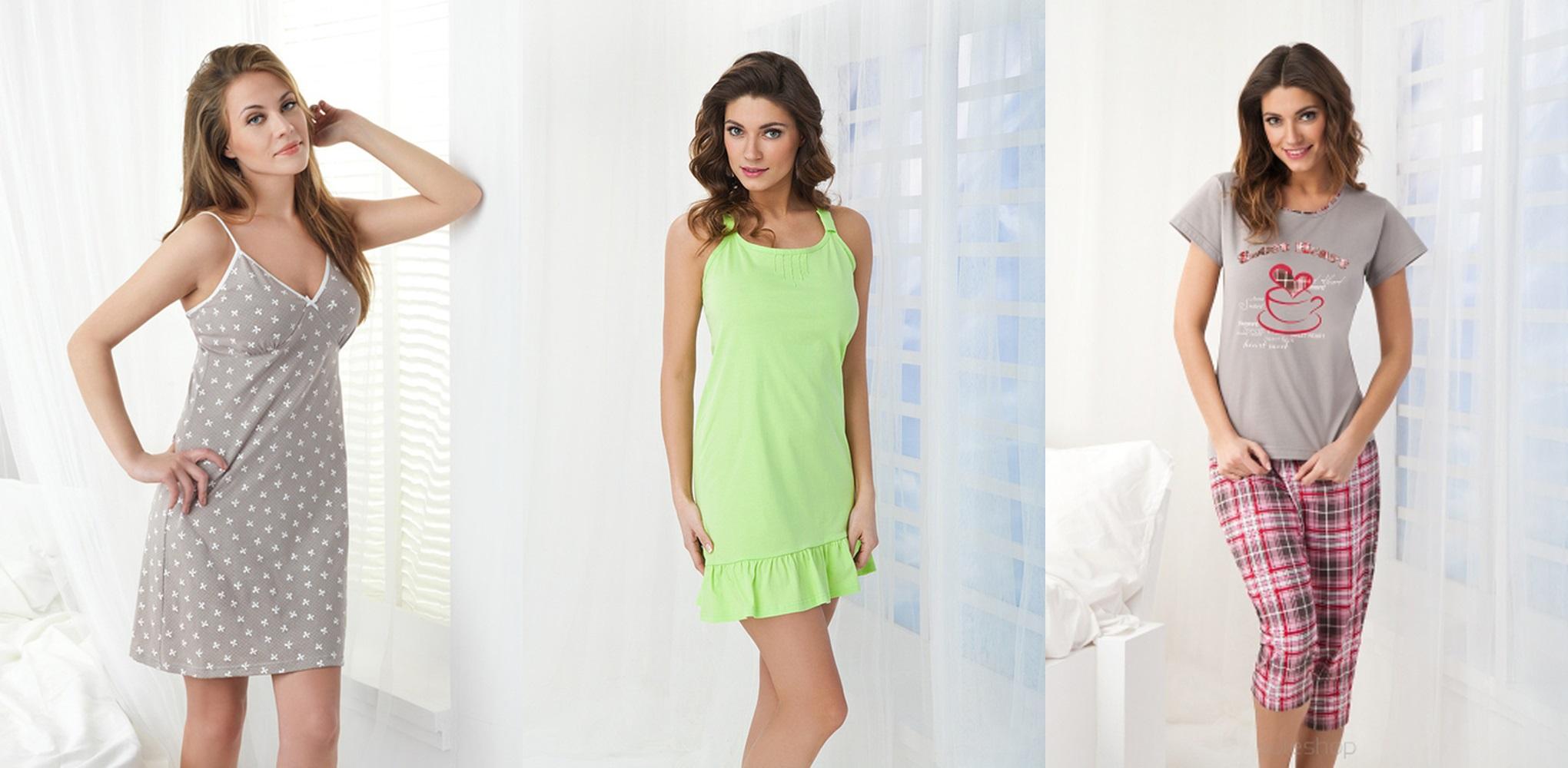 Женские пижамы и сорочки Dorota купить в интернет магазине relish.com.ua