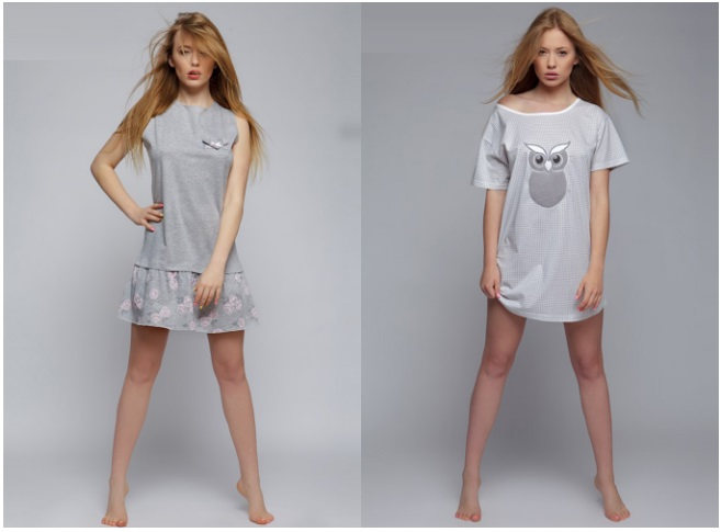Ночные сорочки Sensis хлопок