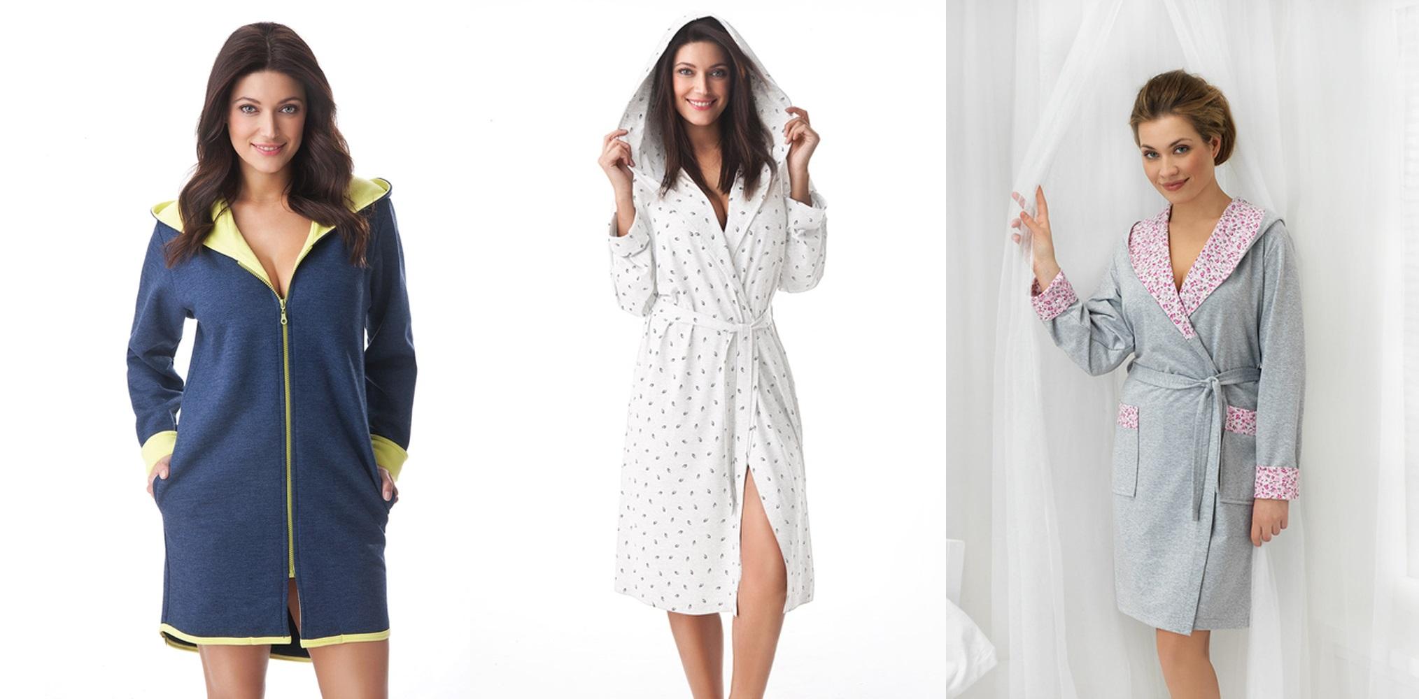Женские халаты Dorota купить в интернет магазине relish.com.ua