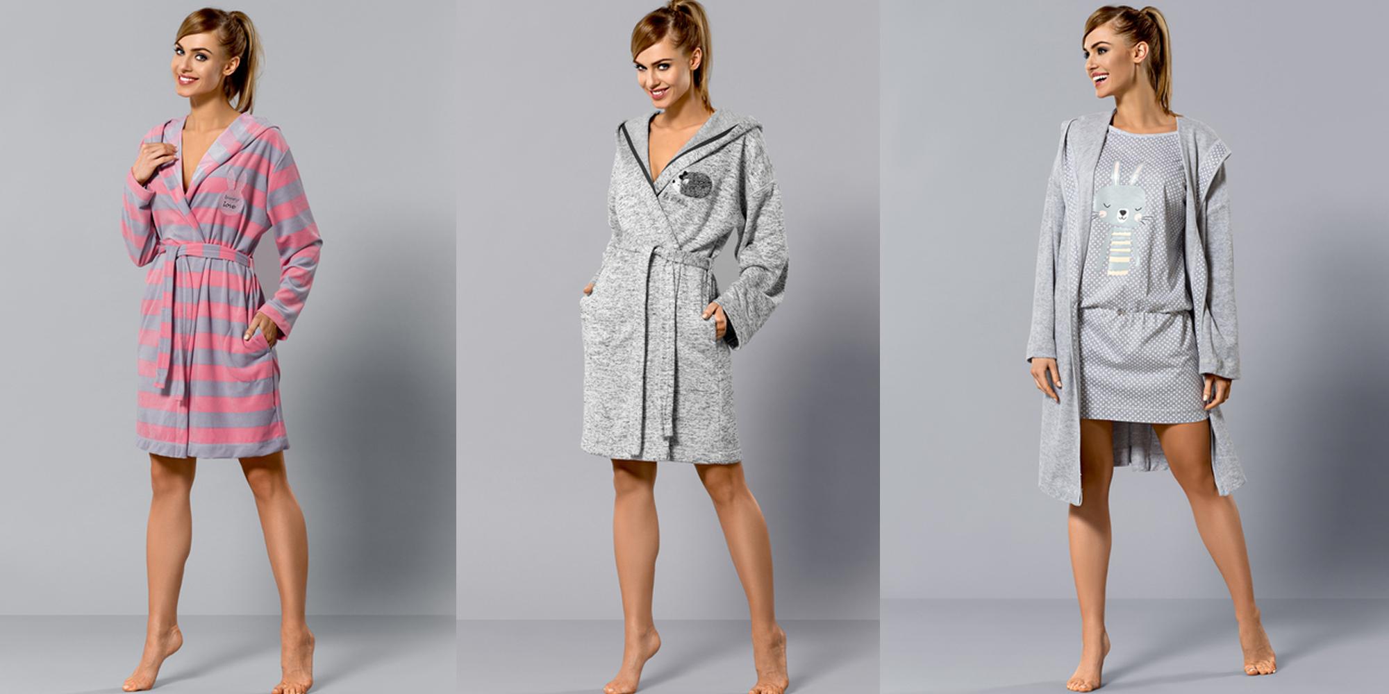 Халаты женские L&L купить в интернет магазине Киев relish.com.ua