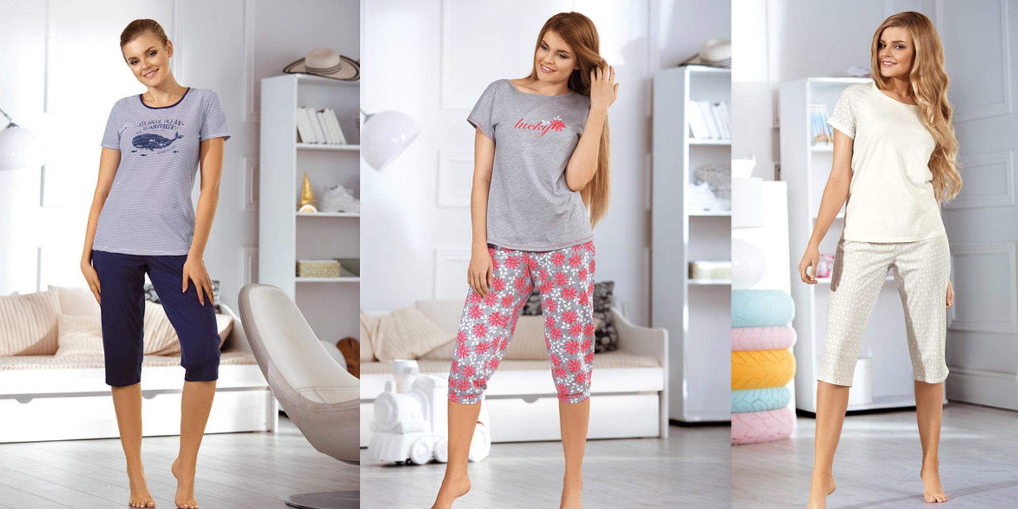 Женские пижамы Babella Польша купить интернет магазин Киев
