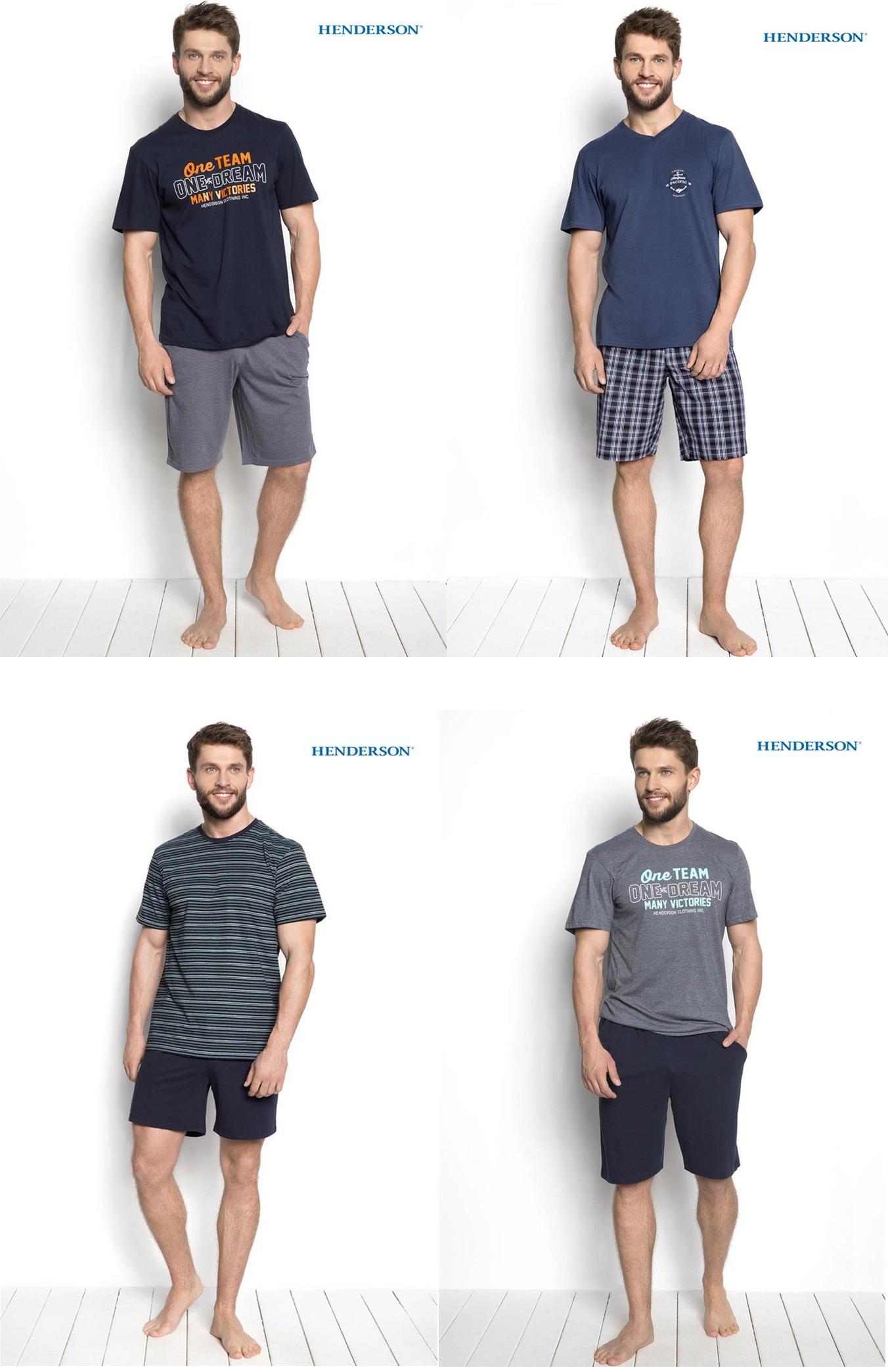 Мужские пижамы одежда для дома и сна Henderson купить интернет-магазин Киев