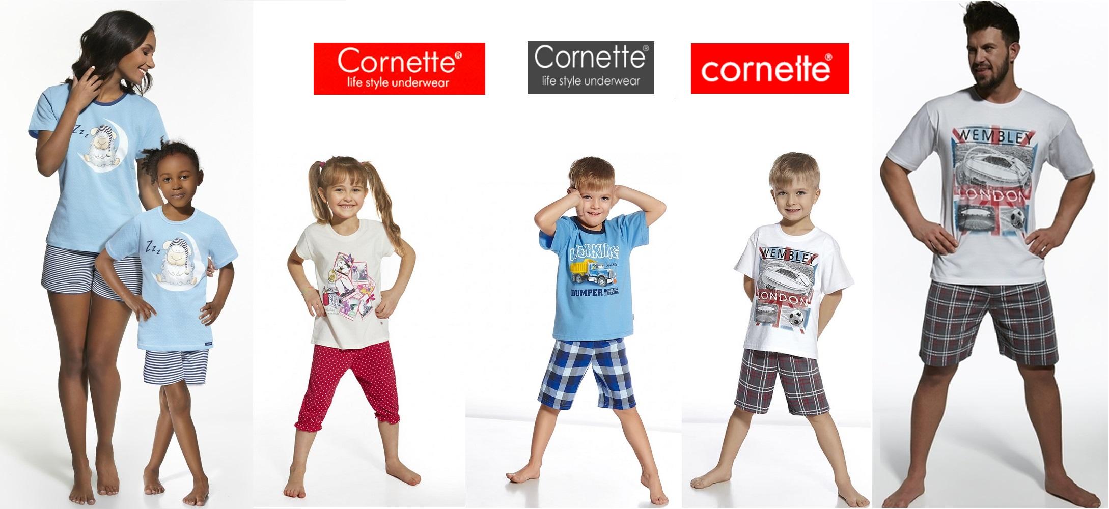 Детские пижамы, пижамы для мальчиков и девочек Cornette купить интернет-магазин Киев