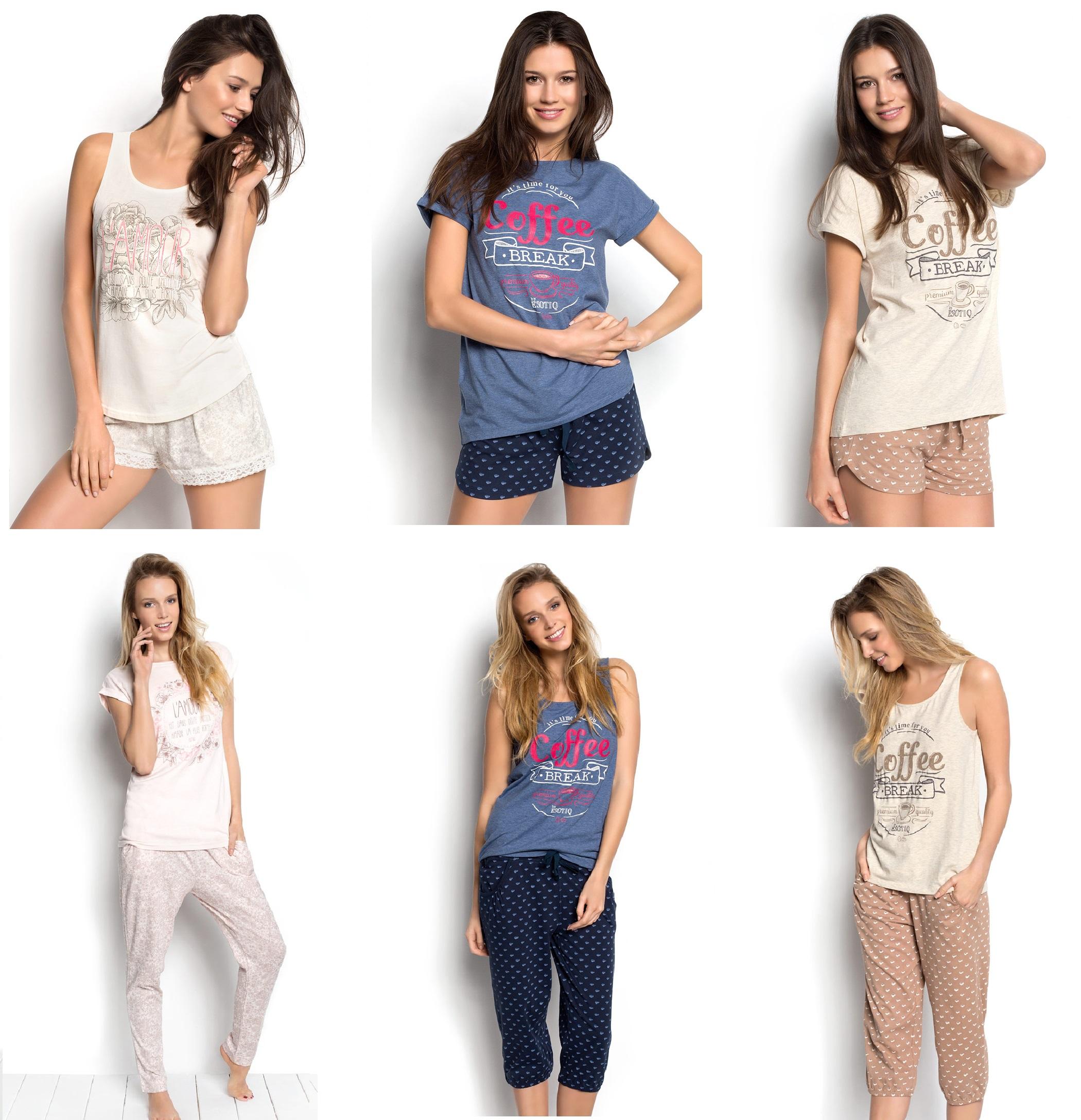 Женские пижамы, комплекты Esotiq купить в интернет-магазине киев