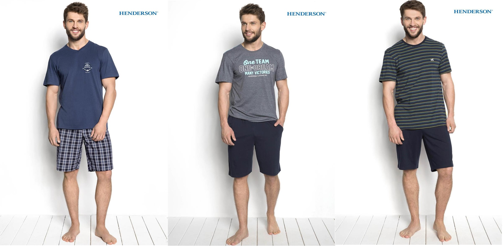 Мужские пижамы одежда для дома и сна Henderson купить в интернет-магазине Киев