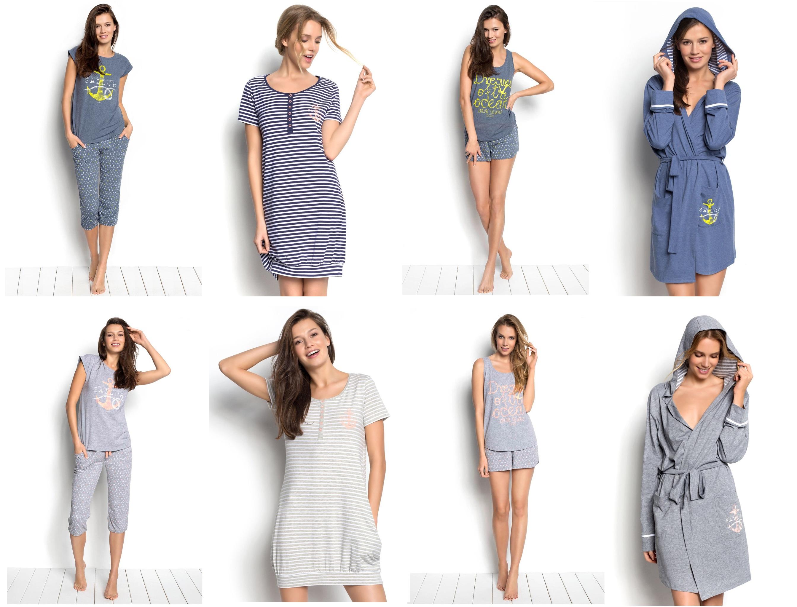 Женские сорочки, пижамы, комплекты, халаты Esotiq купить интернет-магазин