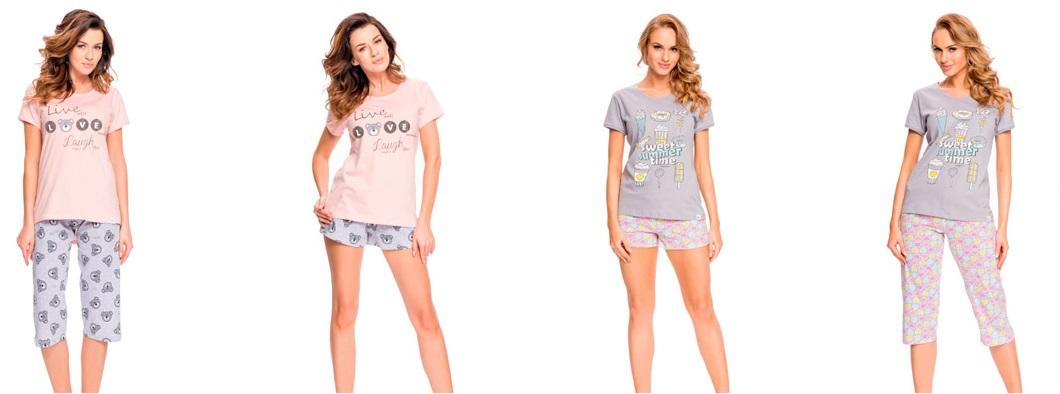 Женская одежда для дома, пижамы, сорочки, халаты DobraNocka купить интернет-магазин Киев