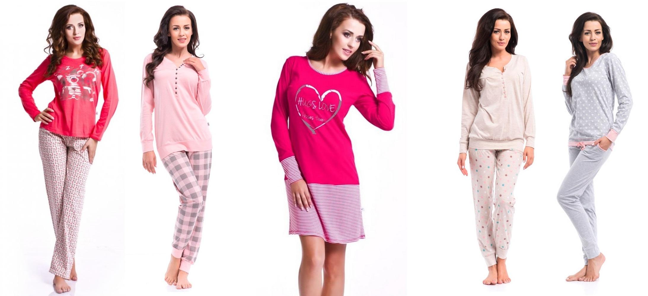 Женские сорочки женски пижамы хлопок DobraNocka купить интернет-магазин Киев