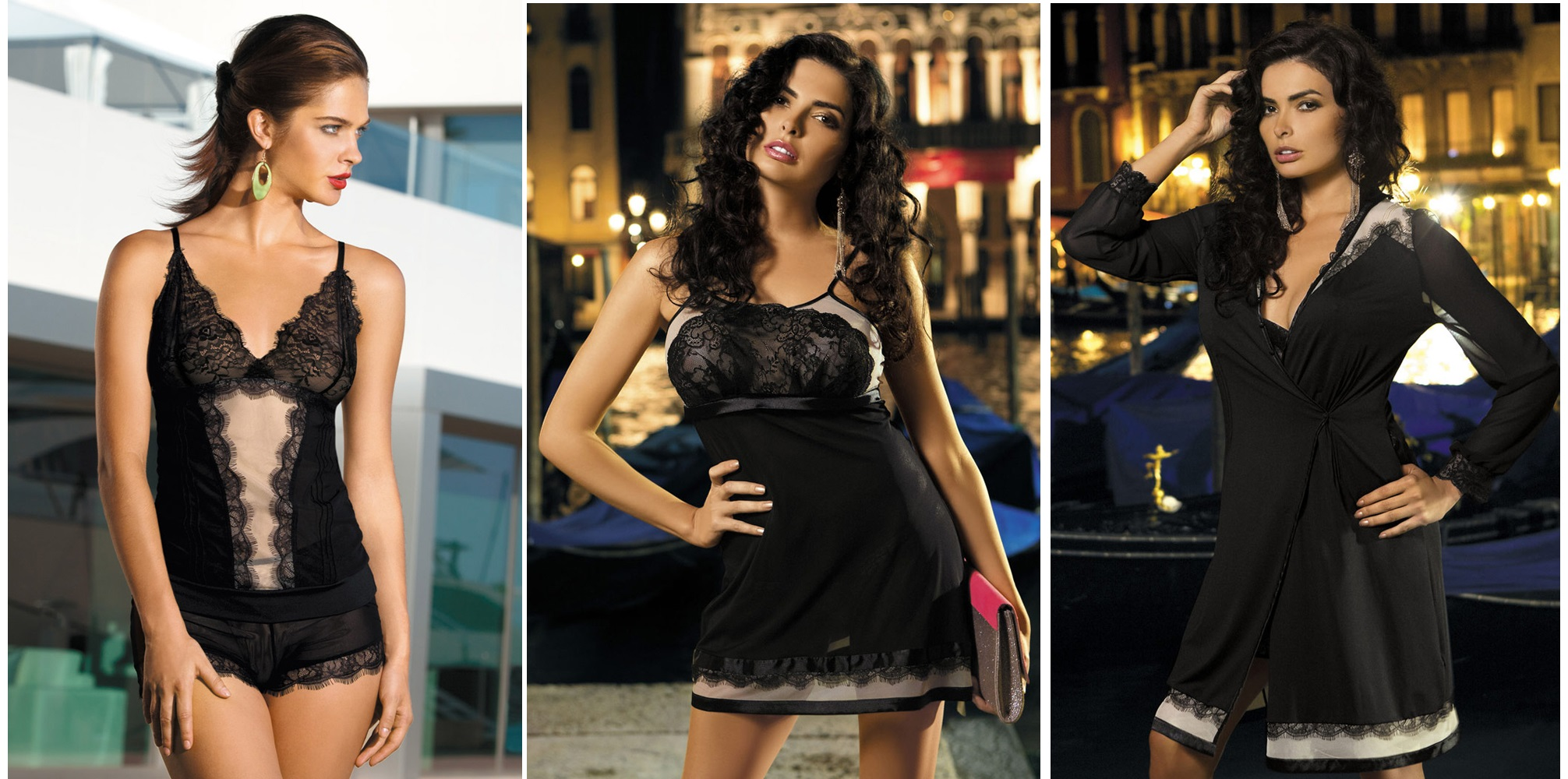 Женские сорочки, халаты и пижамы Elegance Mia-Mia купить интернет-магазин