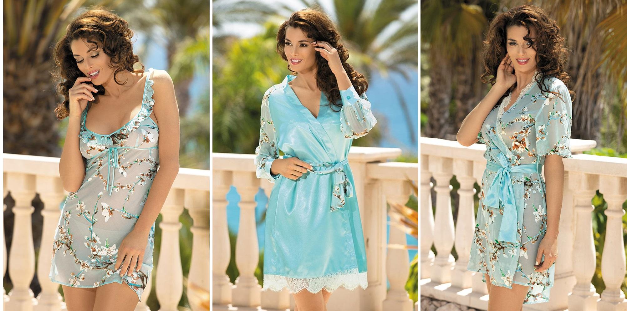 Женские сорочки и халаты Akira Mia-Mia купить интернет-магазин