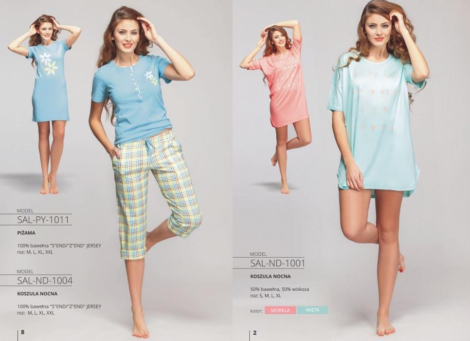 Пижамы сорочки Rossli Польша купить интернет магазин relish.com.ua