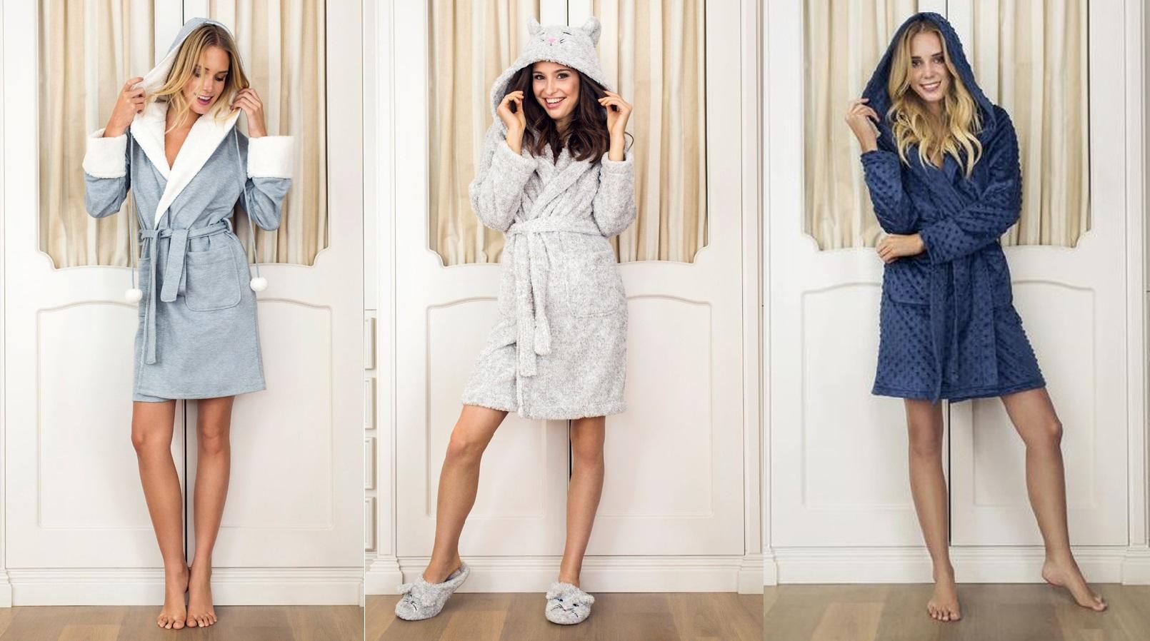Женские женские халаты Esotiq Польша - купить интернет магазин Киев