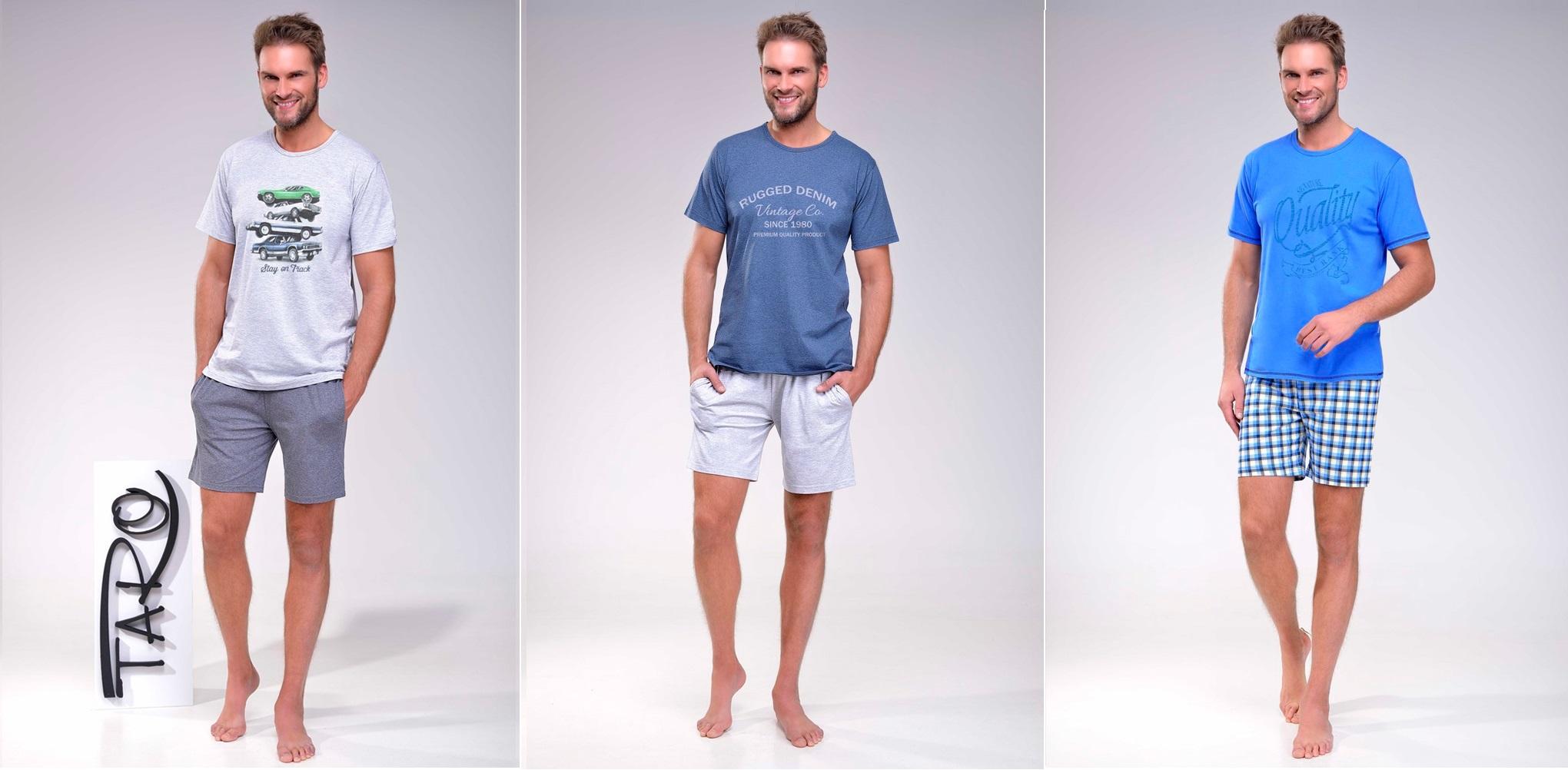 Мужские пижамы одежда для дома и сна TARO купить в интернет-магазине Киев