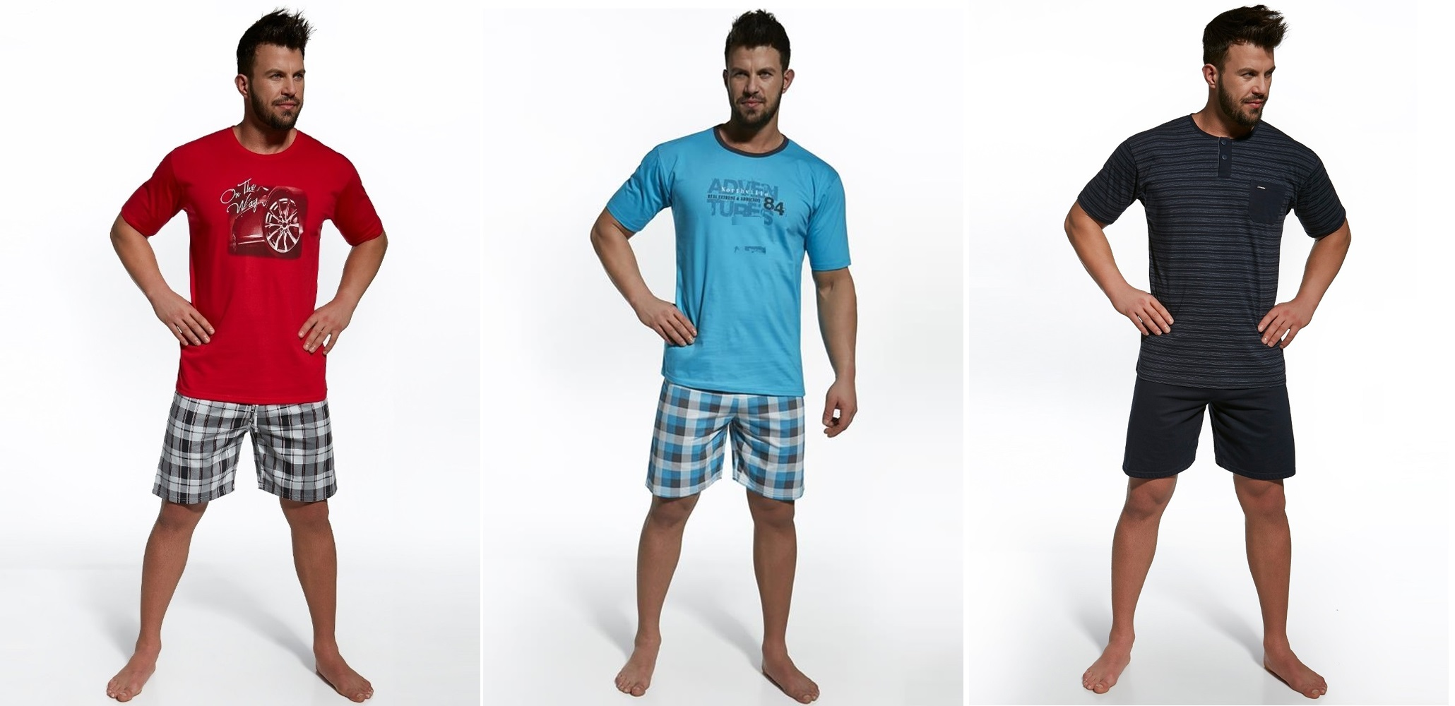 Мужские пижамы одежда для дома и сна Cornette купить в интернет-магазине Киев