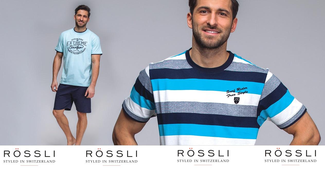 Мужские пижамы одежда для дома и сна Rossli купить интернет-магазин Киев