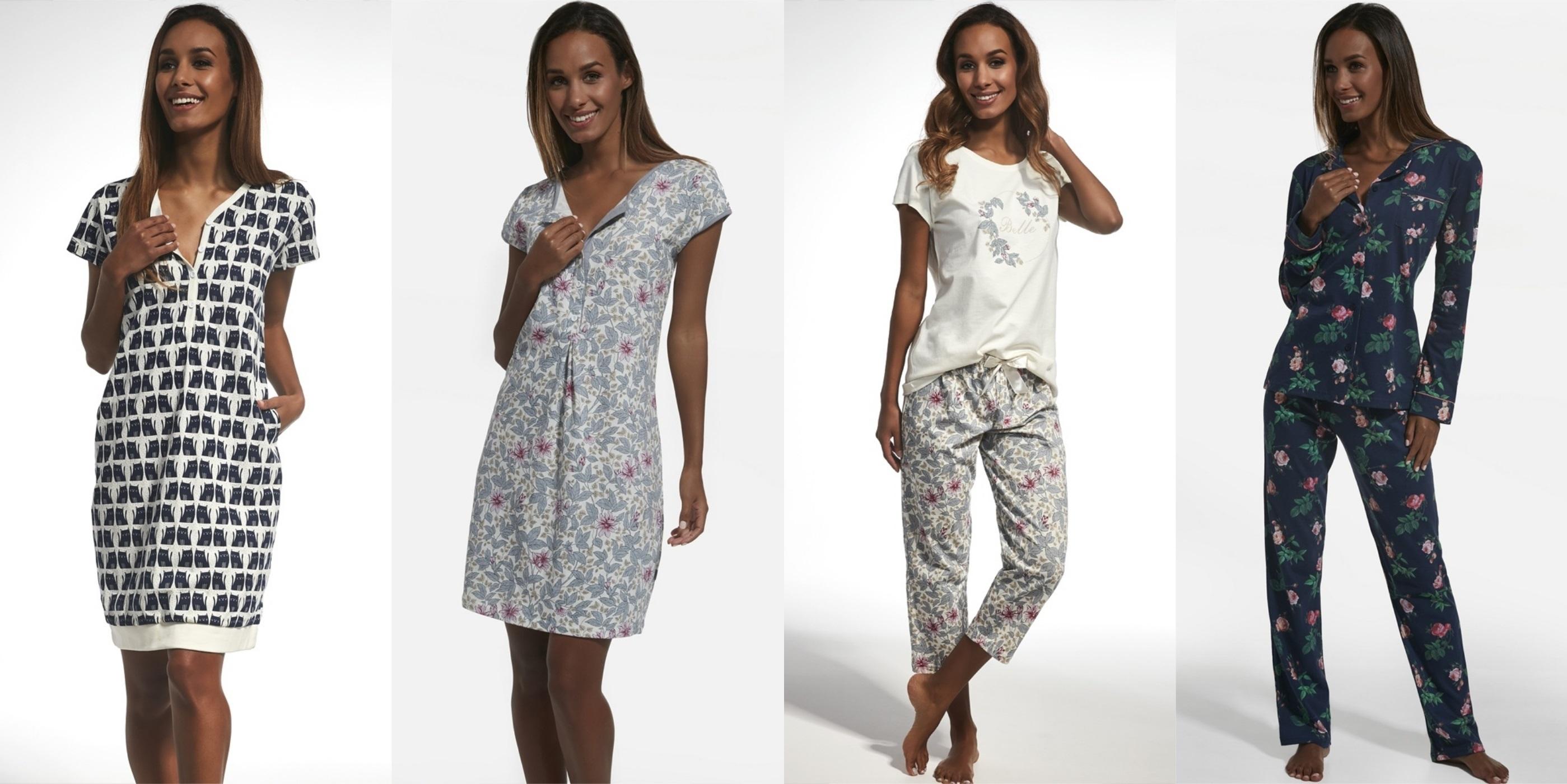 Пижамы, сорочки женские Cornette купить