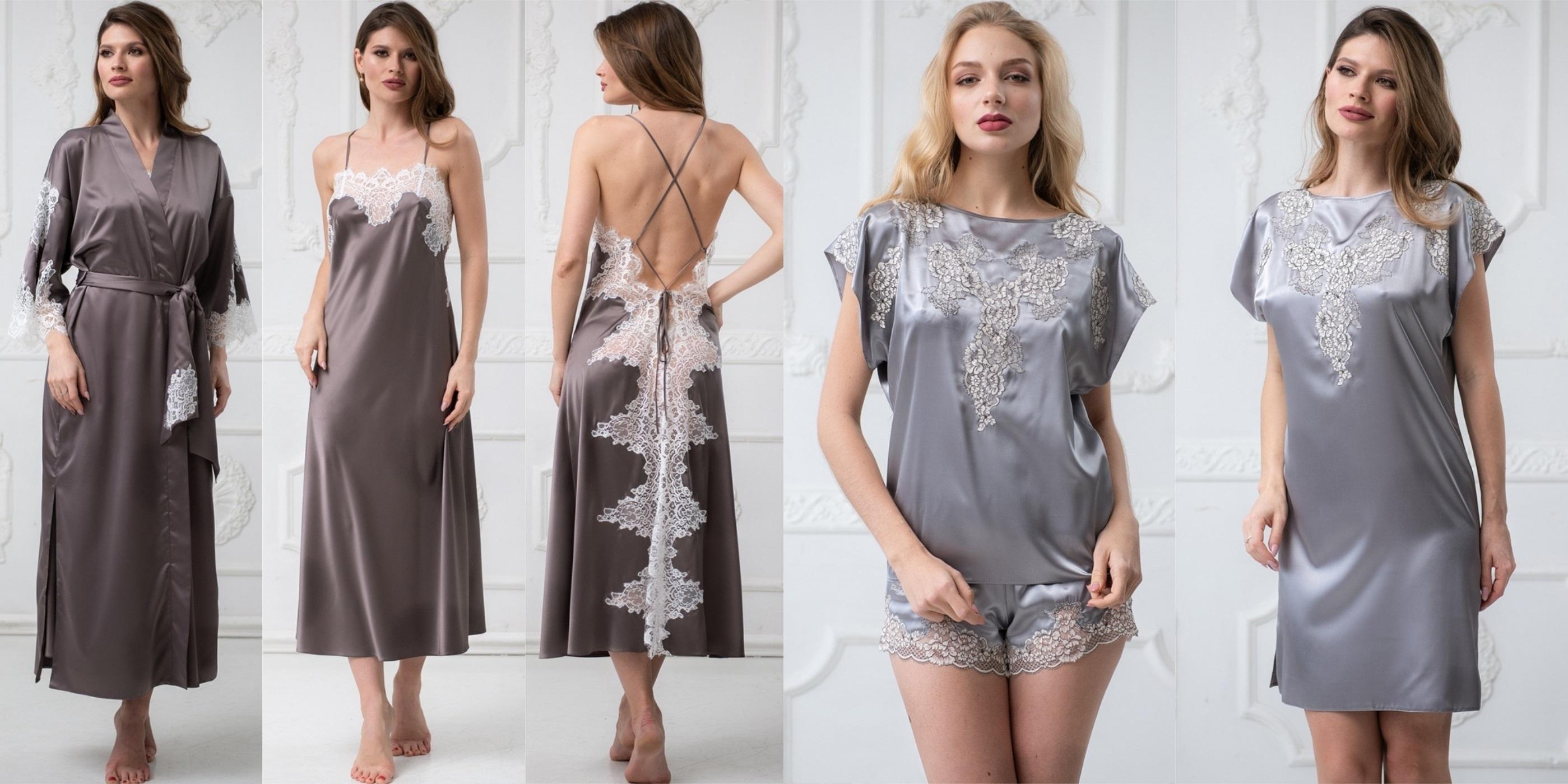 Пижама, халат, сорочки женские Komilfo купить