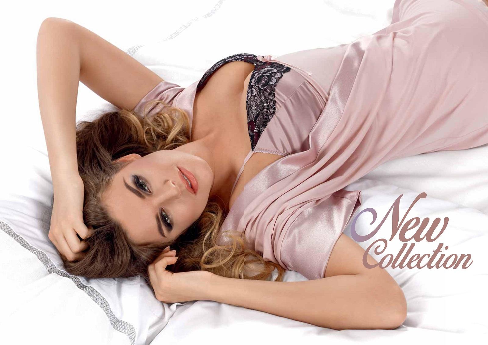 Ночные сорочки пижамы халаты Babella