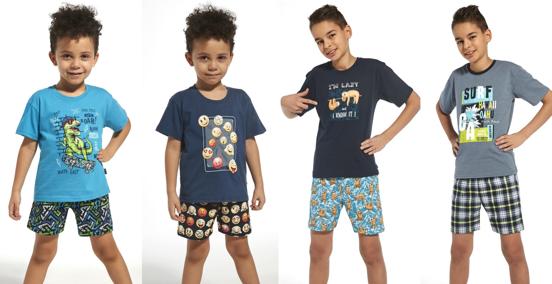 Пижамы детские для мальчика Cornette купить
