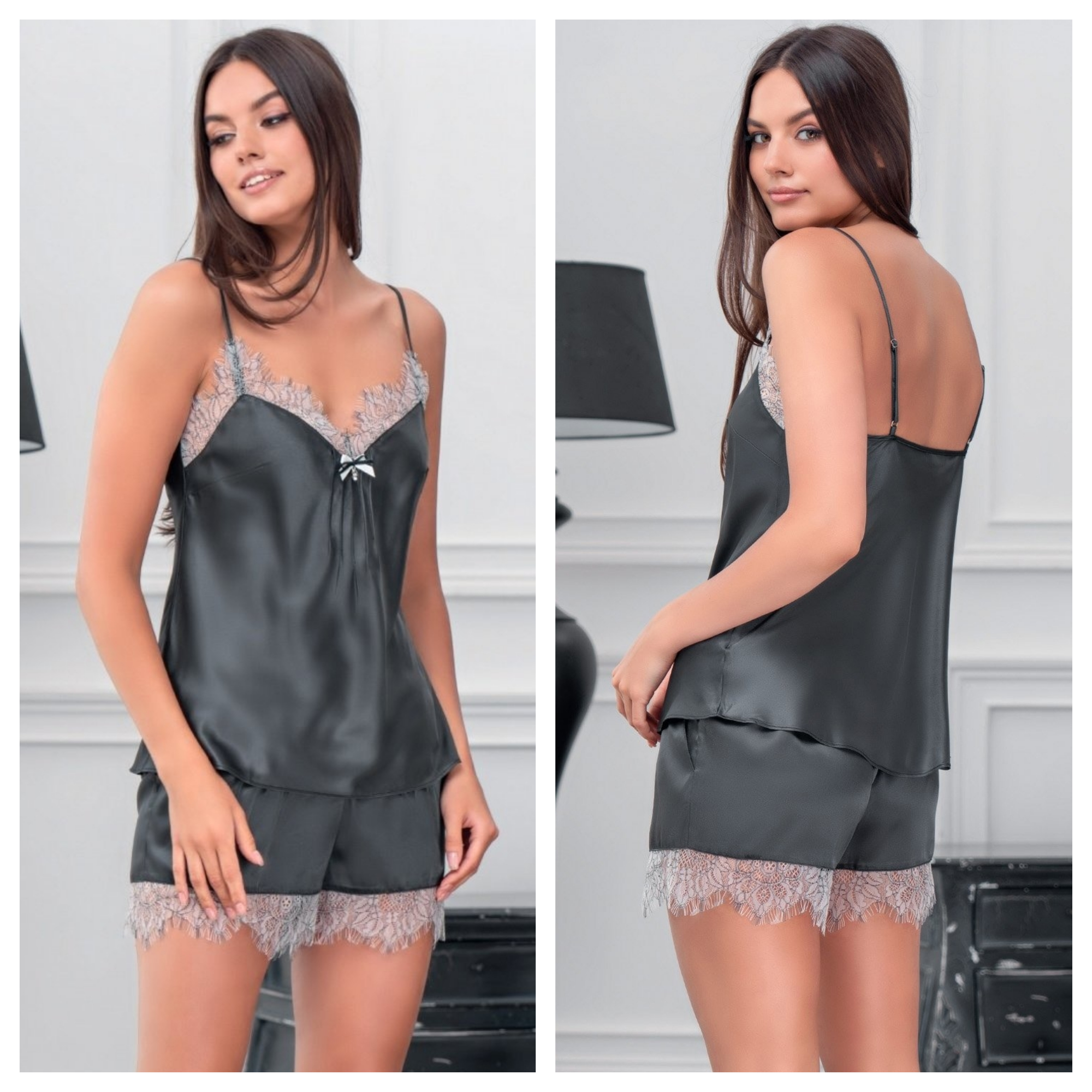 Пижама Mia-Mia Ingrid 8352 купить