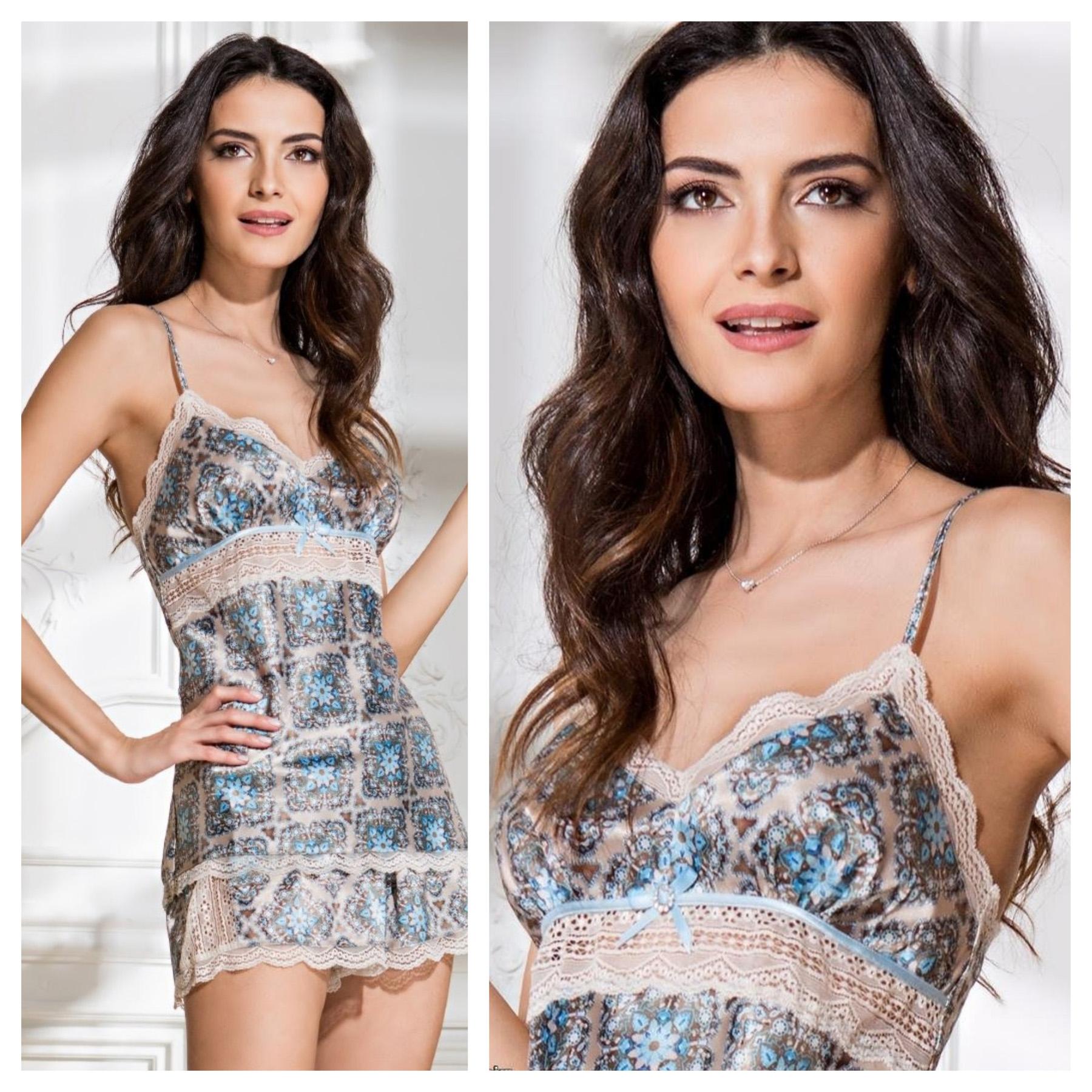 Пижама Mia-Mia Palermo 9692 купить