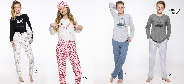 Пижамы для подростков